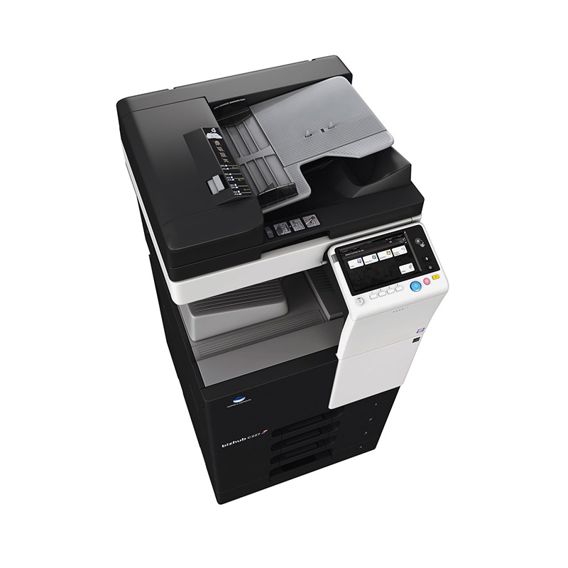 Konica Minolta bizhub C227 - 22ppm - StartOffice